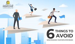 6 things to avoid while building your employer brand.