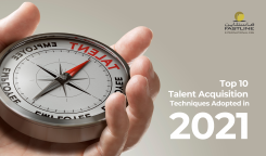 Top 10 Talent acquisition techniques adopted in 2021